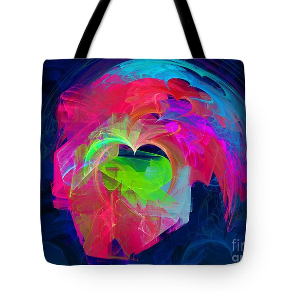 X Tote Bag by English Landscapes