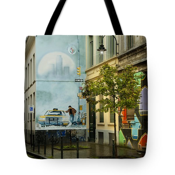 XIII Tote Bag by Juli Scalzi
