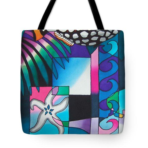 Yau Ni Viti Vi Tote Bag by Maria Rova