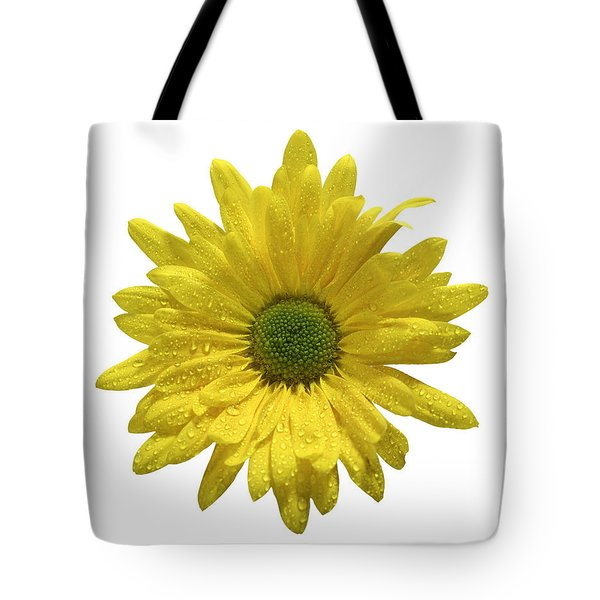 Yellow Daisy  Tote Bag by Mauro Celotti