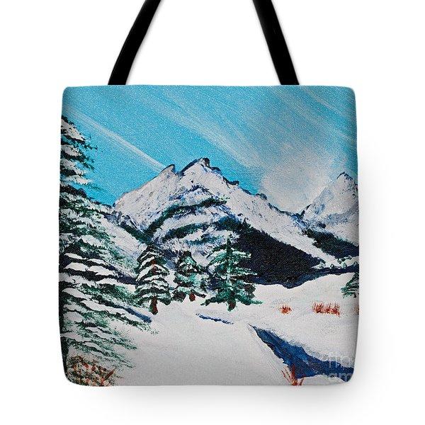Yellowstone Dream Tote Bag by Lloyd Alexander