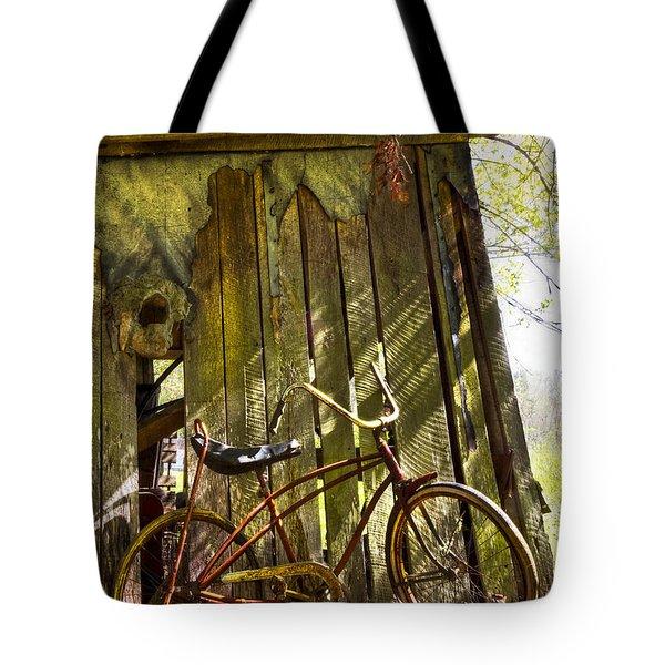 Yesterday Tote Bag by Debra and Dave Vanderlaan