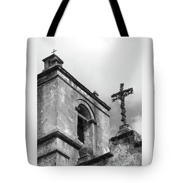 Yesterday Today Eternity Tote Bag by Joe Jake Pratt