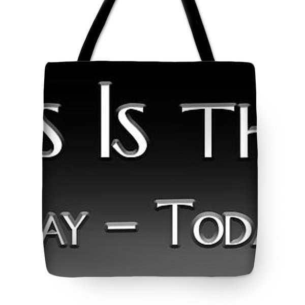 Yesterday Today Forever Tote Bag by Carolyn Marshall