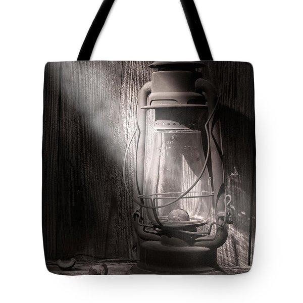 Yesterday's Light Tote Bag by Tom Mc Nemar
