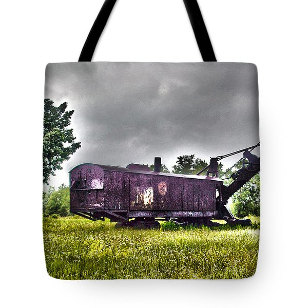 Yesteryear - HDR Look Tote Bag by Rhonda Barrett