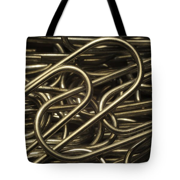 Yin-Yang Tote Bag by Luke Moore