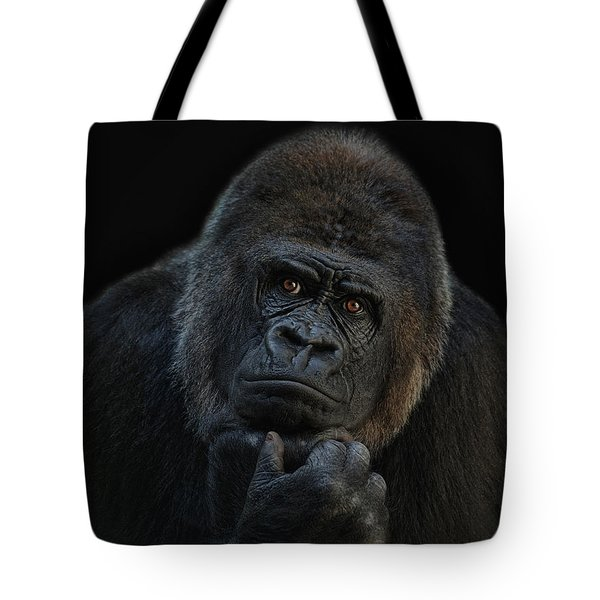 You Ain T Seen Nothing Yet Tote Bag by Joachim G Pinkawa
