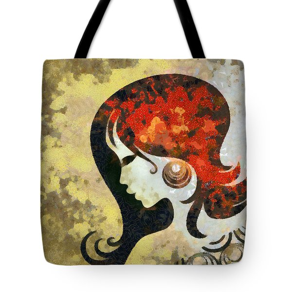 You Are The Only 1 Tote Bag by Angelina Vick