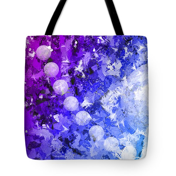 You Know Me 3 Tote Bag by Angelina Vick