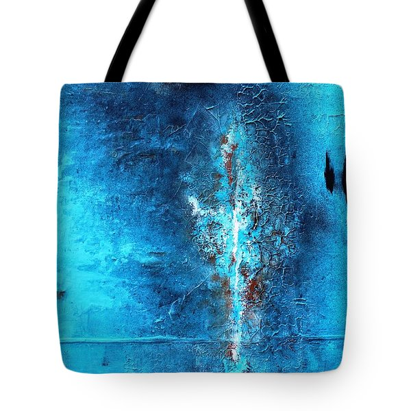 You  Me And Chi Chi Tote Bag by Tia Marie McDermid