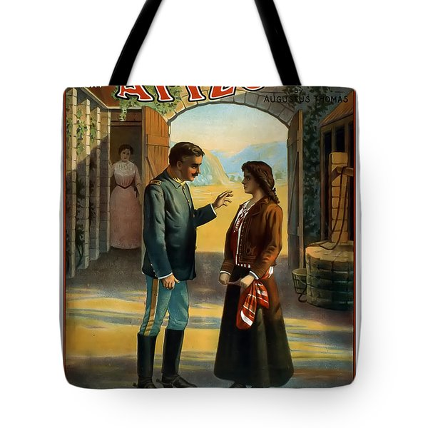 You Seem To Belong There Tote Bag by Terry Reynoldson