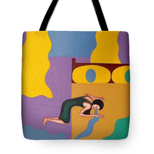 You Went Away Tote Bag by Patrick J Murphy