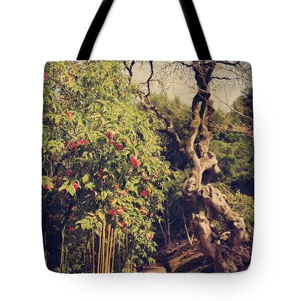 You'll Never Be Alone Tote Bag by Laurie Search
