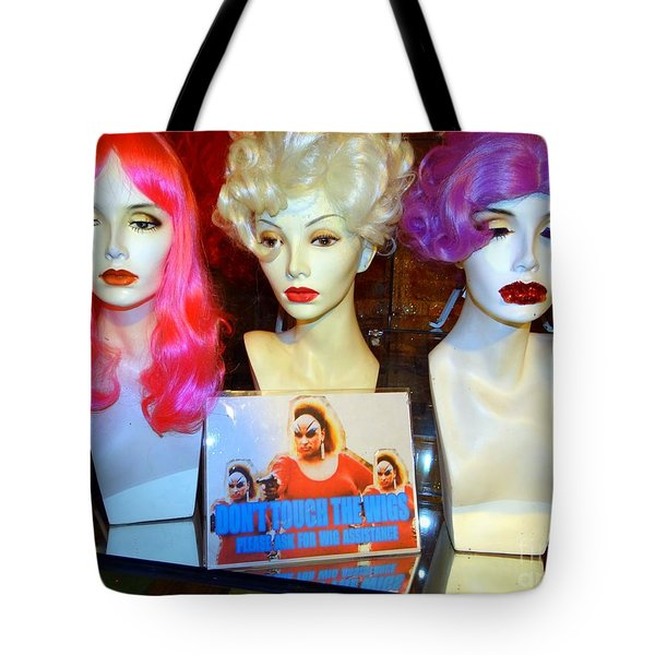 You've Been Warned Tote Bag by Ed Weidman