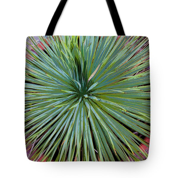 Yucca 2 Tote Bag by Frank Tozier