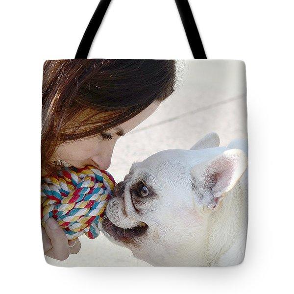 Yummmm Tote Bag by Lisa  Phillips