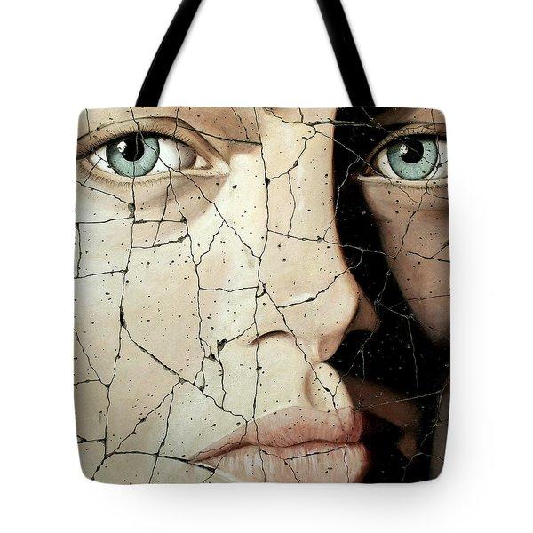 Zara - Study No. 1 Tote Bag by Steve Bogdanoff