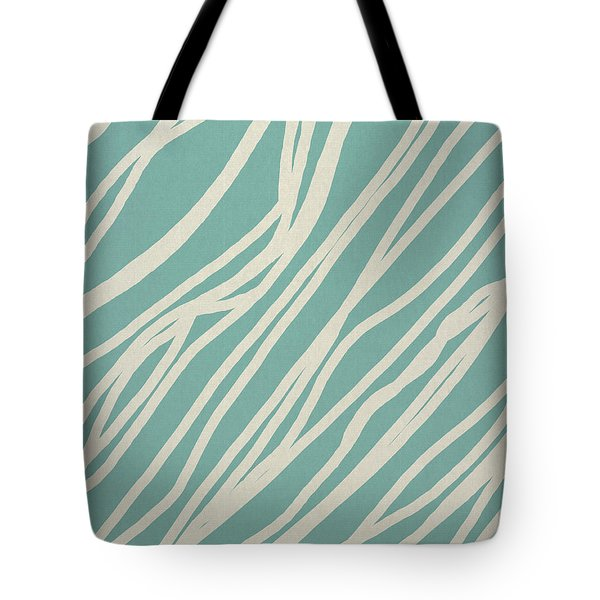 Zebra Tote Bag by Aged Pixel