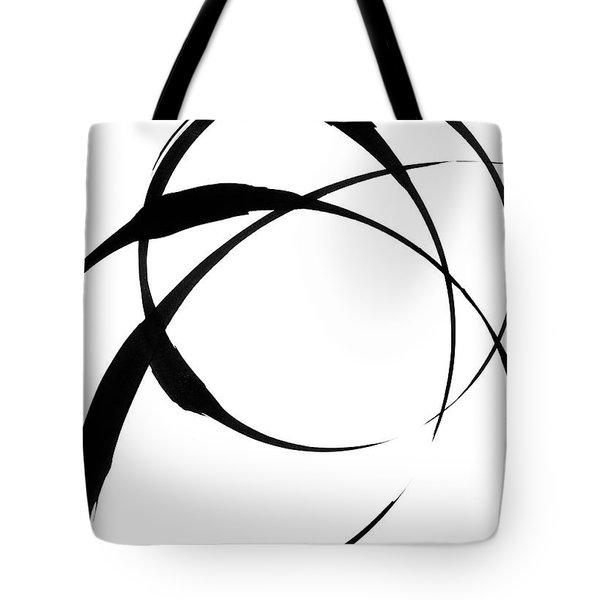 Zen Circles 4 Tote Bag by Hakon Soreide