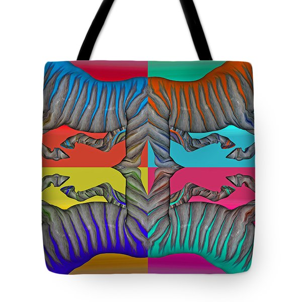 Zen Tote Bag by Betsy A  Cutler