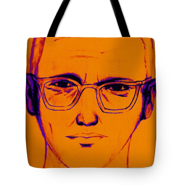 Zodiac Killer With Sign 20130213m98 Tote Bag by Wingsdomain Art and Photography