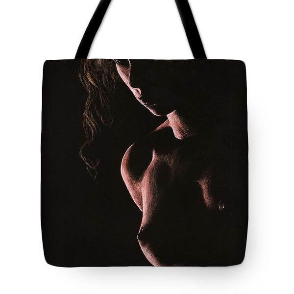 Torment Tote Bag by Richard Young