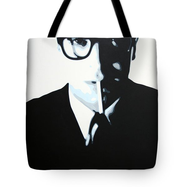 - Palmer - Tote Bag by Luis Ludzska