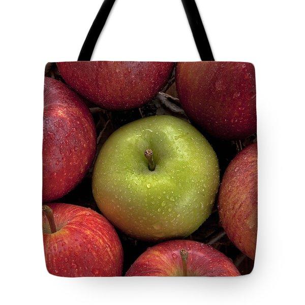 Apples Tote Bag by Joana Kruse
