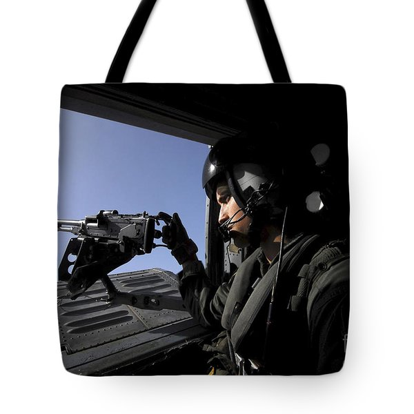 Aviation Warfare Systems Operator Tote Bag by Stocktrek Images