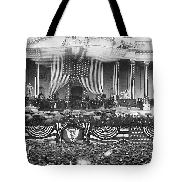 B. Harrison Inauguration Tote Bag by Granger