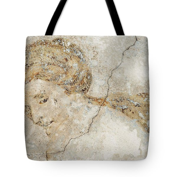 Baroque Mural Painting Tote Bag by Michal Boubin