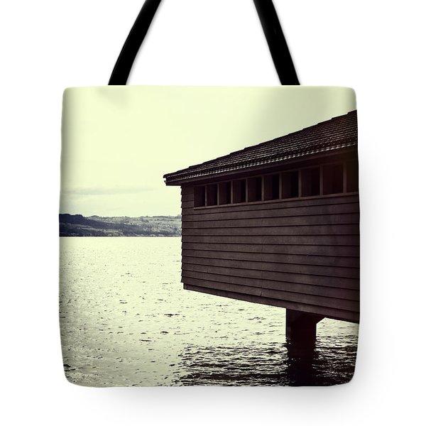 Bath House Tote Bag by Joana Kruse