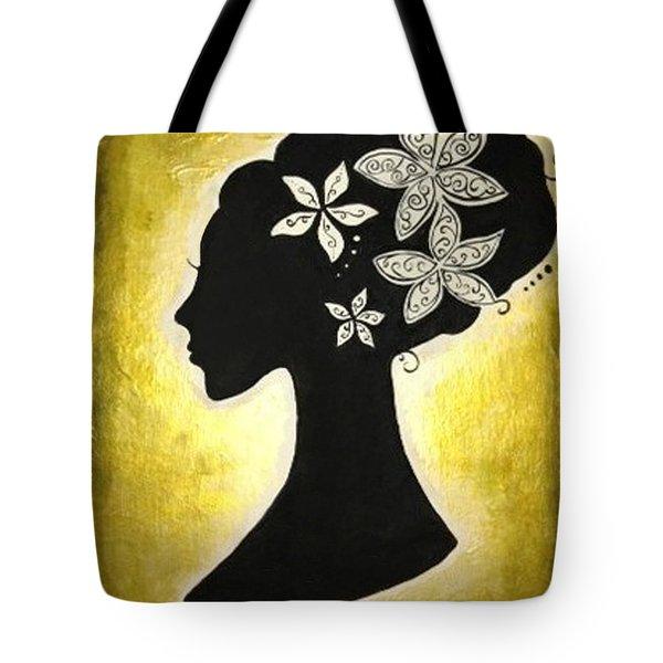Bella Dama Tote Bag by Brandy Nicole Clark