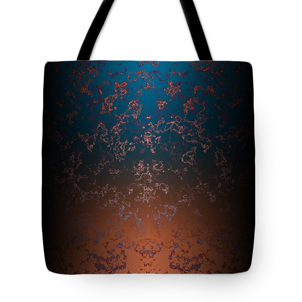 Beyond Lava Lamps Tote Bag by Christopher Gaston