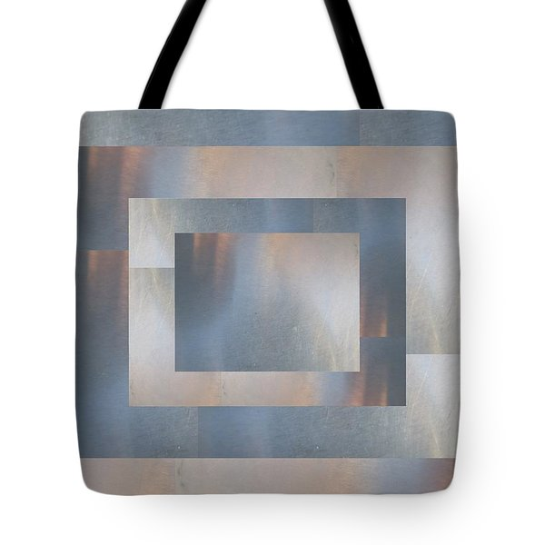 Brushed 19 Tote Bag by Tim Allen