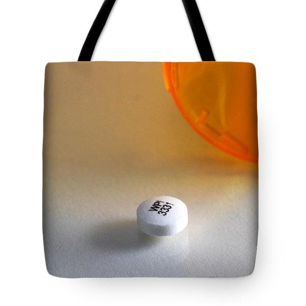 Bupropion Hydrochloride Tote Bag by Photo Researchers, Inc.