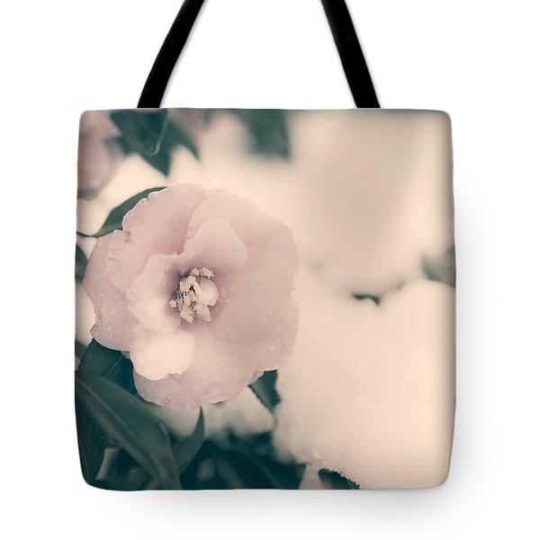 camellia Tote Bag by Joana Kruse