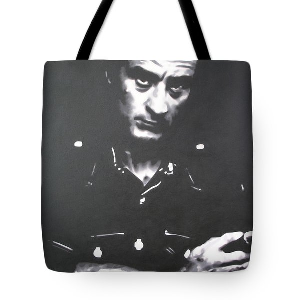 Cape Fear Tote Bag by Luis Ludzska