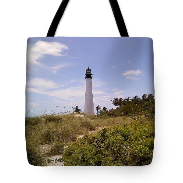 Cape Florida Tote Bag by Tiffney Heaning