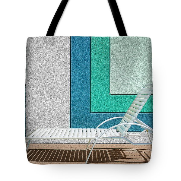 Chaising Tote Bag by Paul Wear