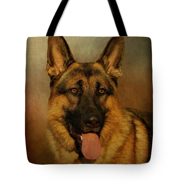 Chance Tote Bag by Sandy Keeton