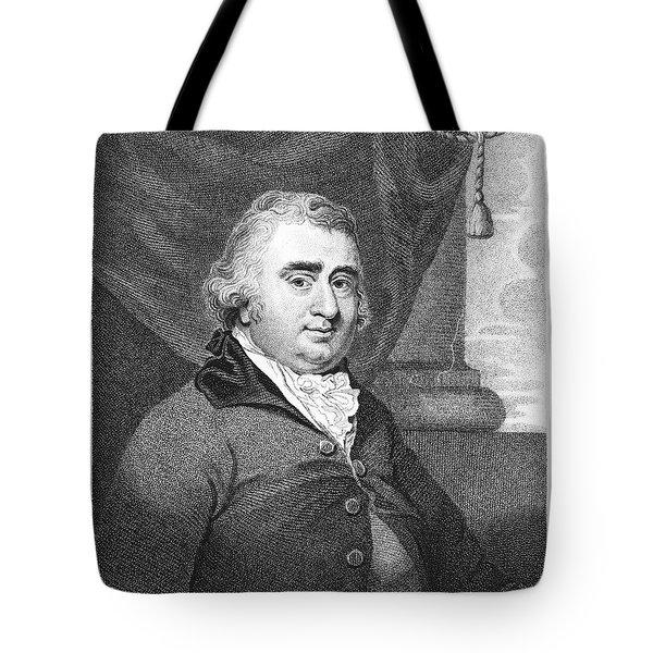 Charles Fox (1749-1806) Tote Bag by Granger