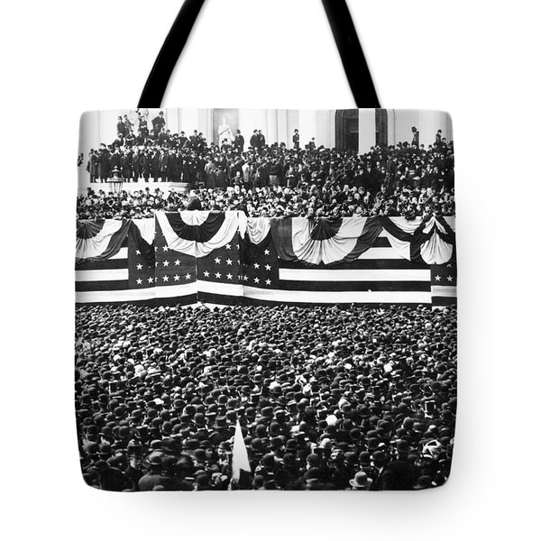Clevelands Inauguration Tote Bag by Granger