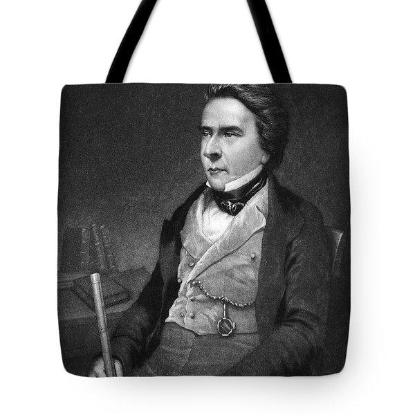 Douglas William Jerrold Tote Bag by Granger