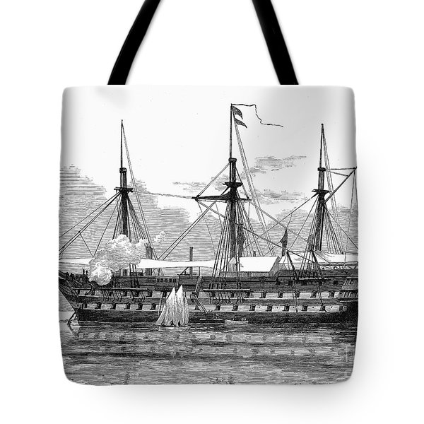 East Africa: Slave Trade Tote Bag by Granger