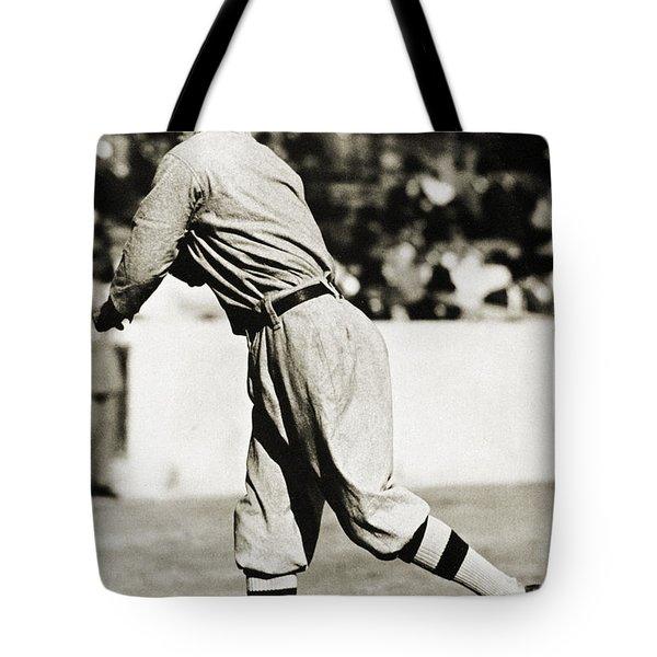 Eddie Plank (1875-1926) Tote Bag by Granger