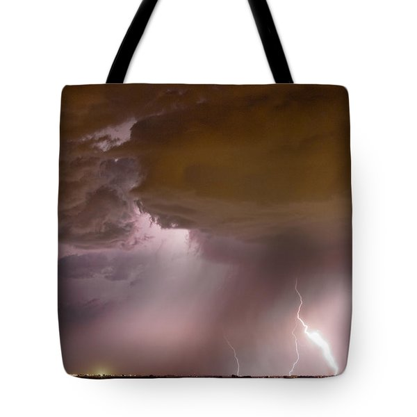 Energy Tote Bag by James BO  Insogna