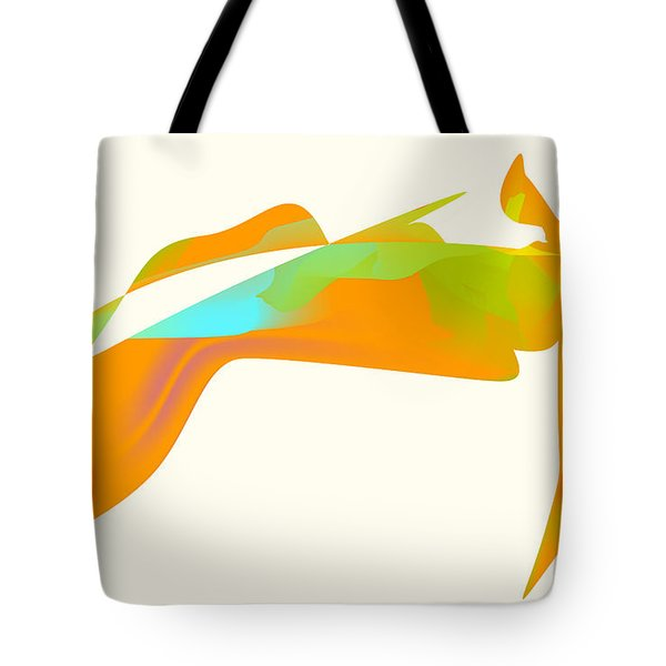 Falcon Pond Tote Bag by Kevin McLaughlin