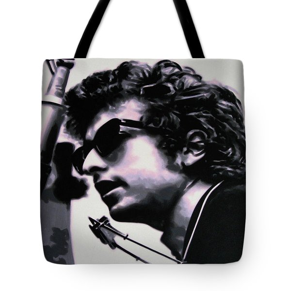 Forever Young Tote Bag by Luis Ludzska